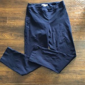 Cleo Navy Blue Pants Excellent Condition